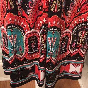 Ice Dresses - i C E  Beaded Waist  Boho Festival Dress NWOT